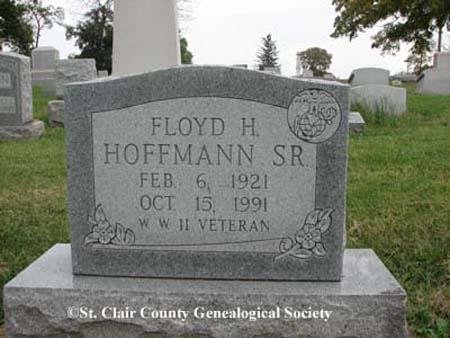 Hoffmann, Floyd H Sr