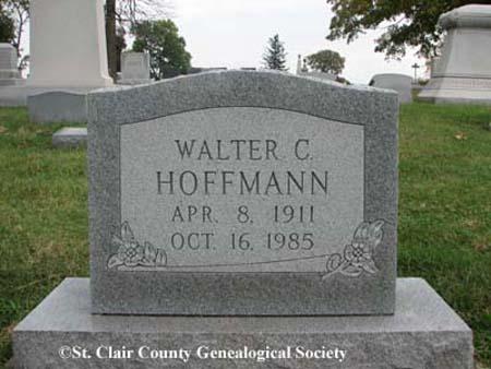 Hoffmann, Walter C