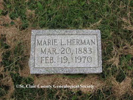 Herman(n), Marie L