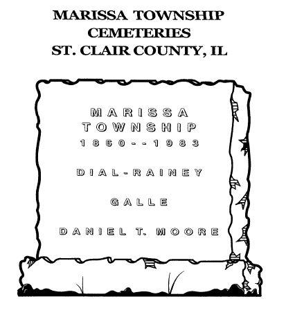 Marissa Township Cemeteries Cover
