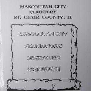 Mascoutah City Cemetery book