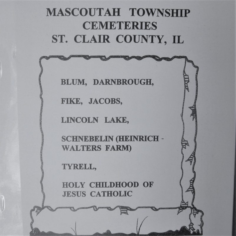 Mascoutah Township Cemeteries