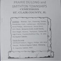 Prairie du Long and Smithton Townships Cemeteries