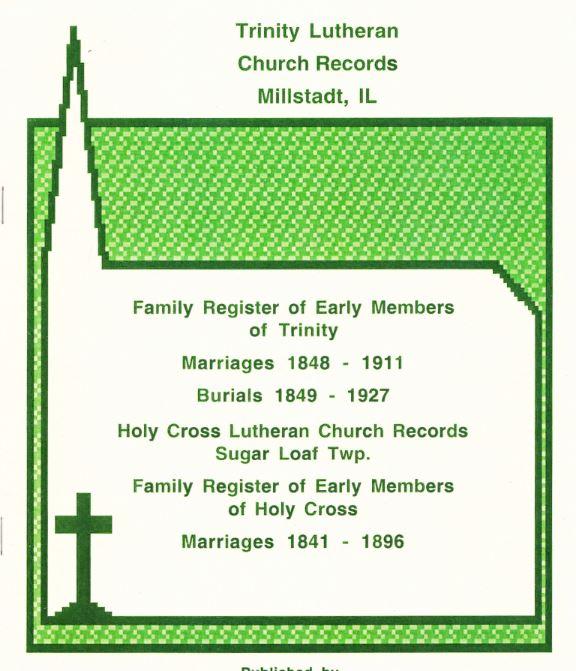 Trinity Lutheran Millstadt cover